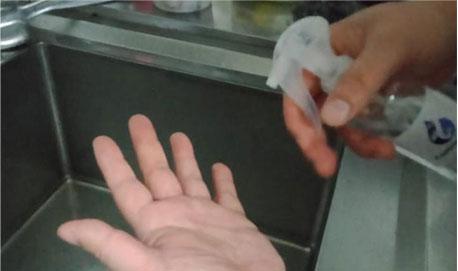 手洗い・除菌・清潔